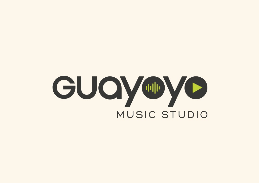 A brand new eye catching and thought provoking logo for Guayoyo Music Studio!