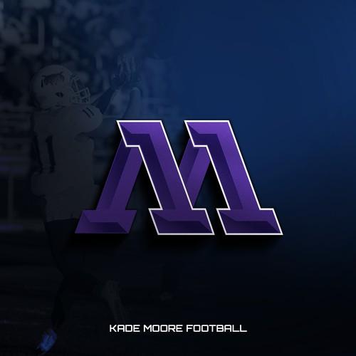 Kade Moore Football