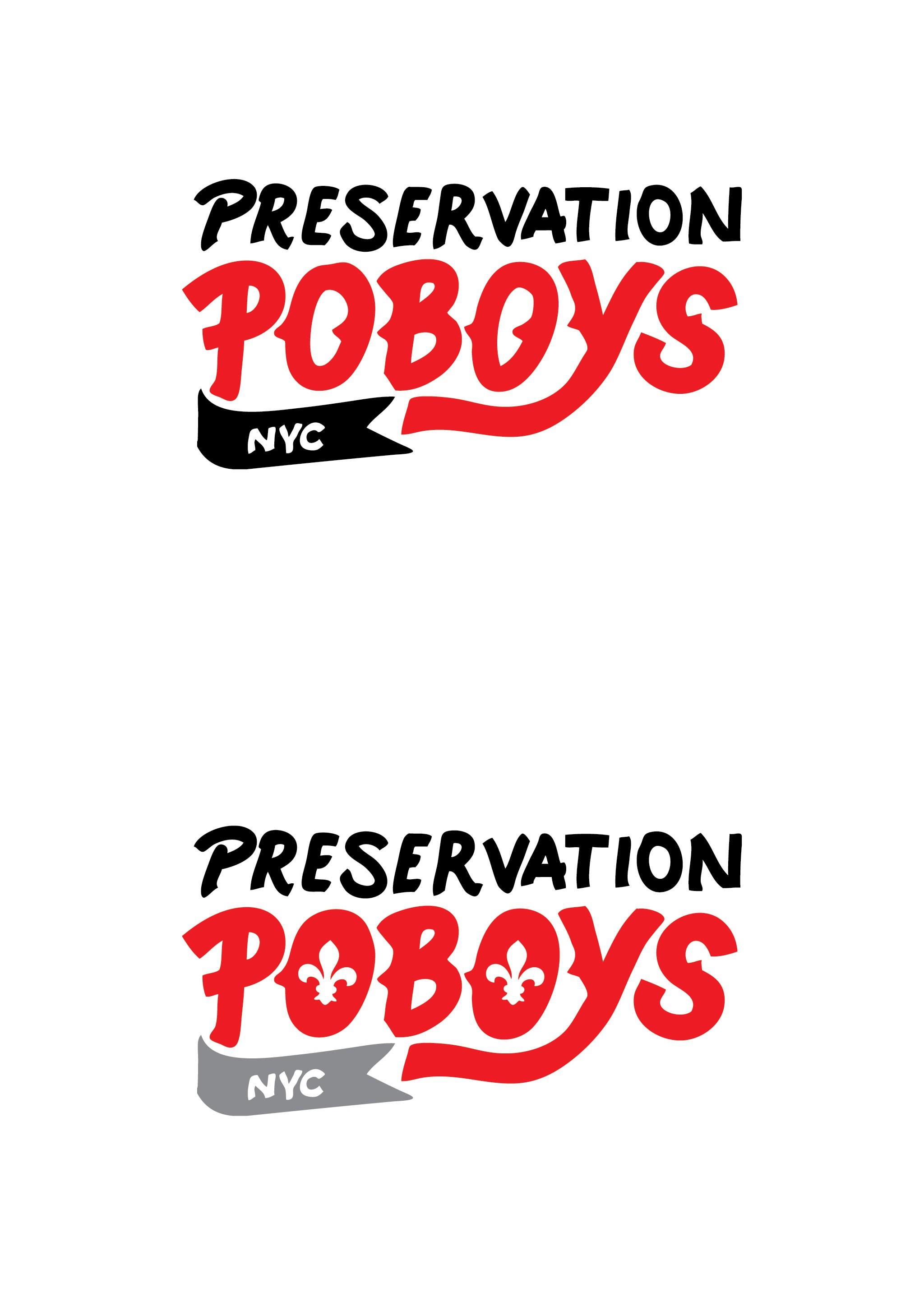 PRESERVATION PoBOYS: NYC Poboy Sandwich Shop