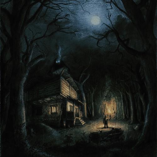 Horror illustration