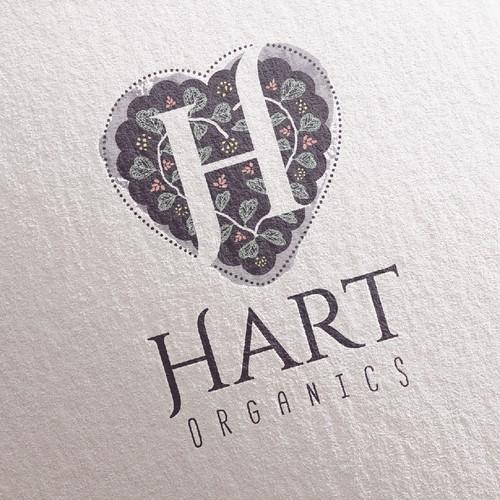 Logo for Hart Organics
