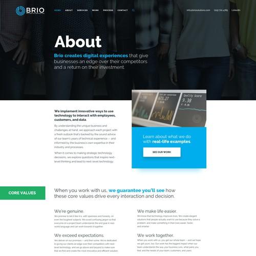 Brio - About