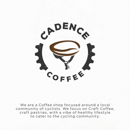 craft coffee for local cycling community