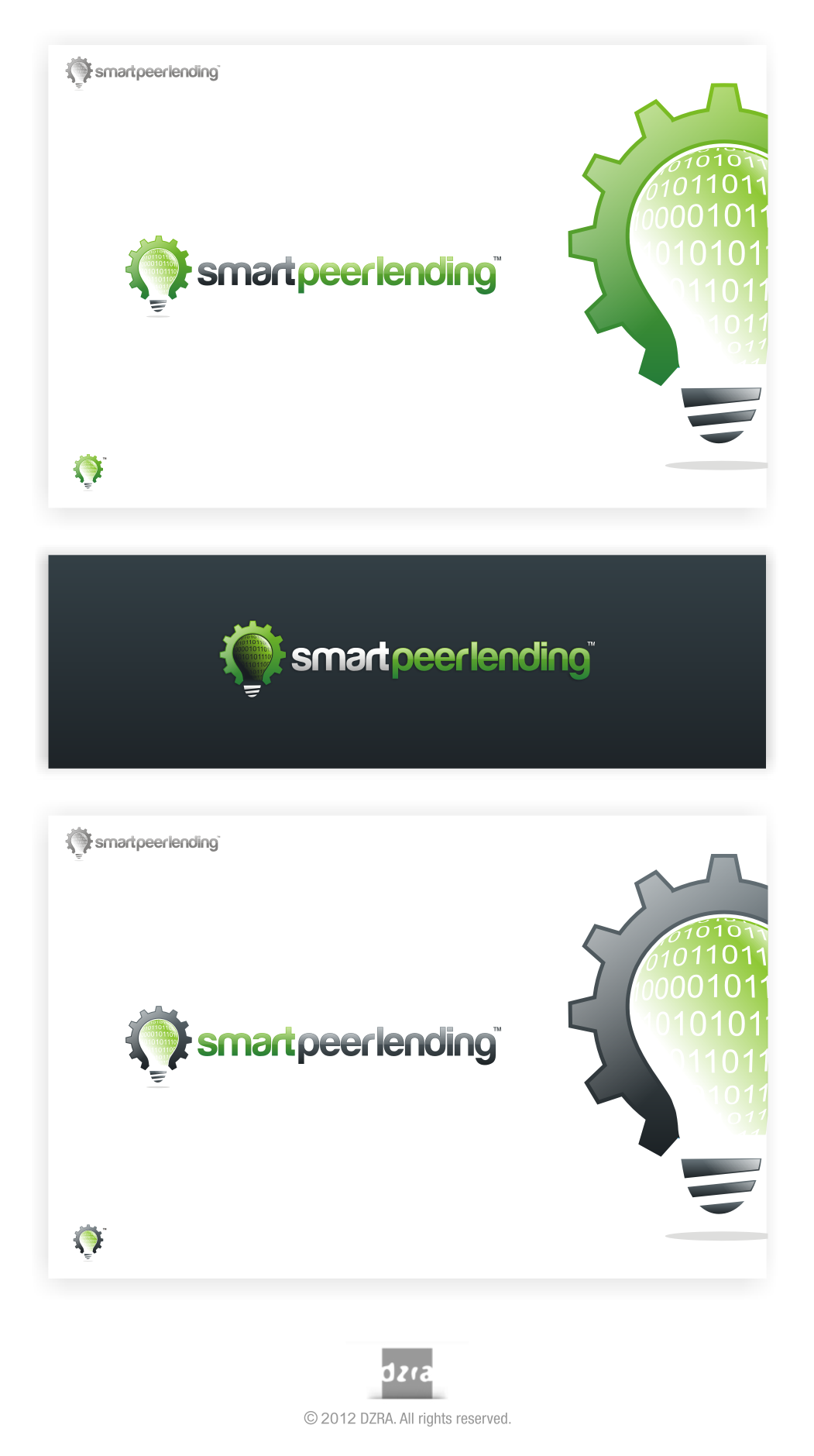 Help financial website with a new logo