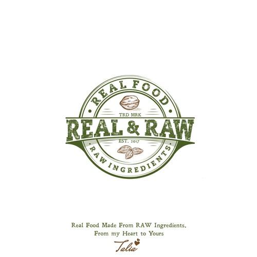 Logo for Raw food snacks