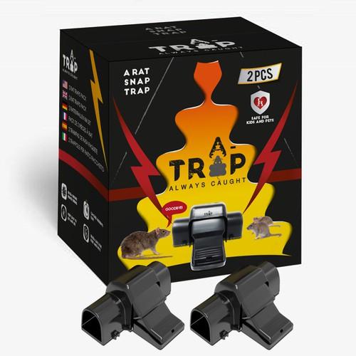 2 pcs trap package