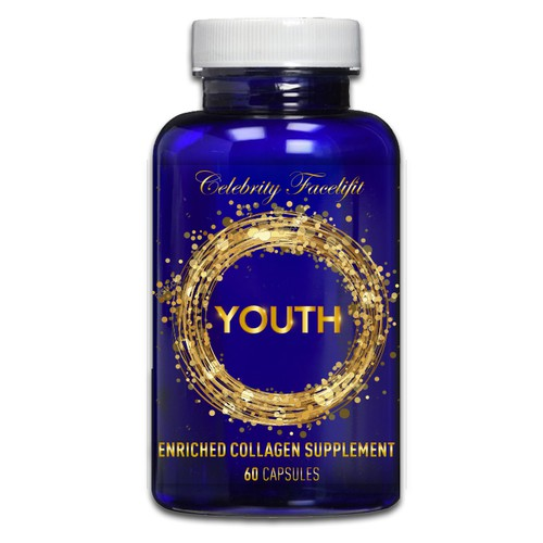 Label Design for Youth Supplement