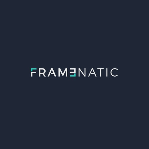 Logo design for Framenatic