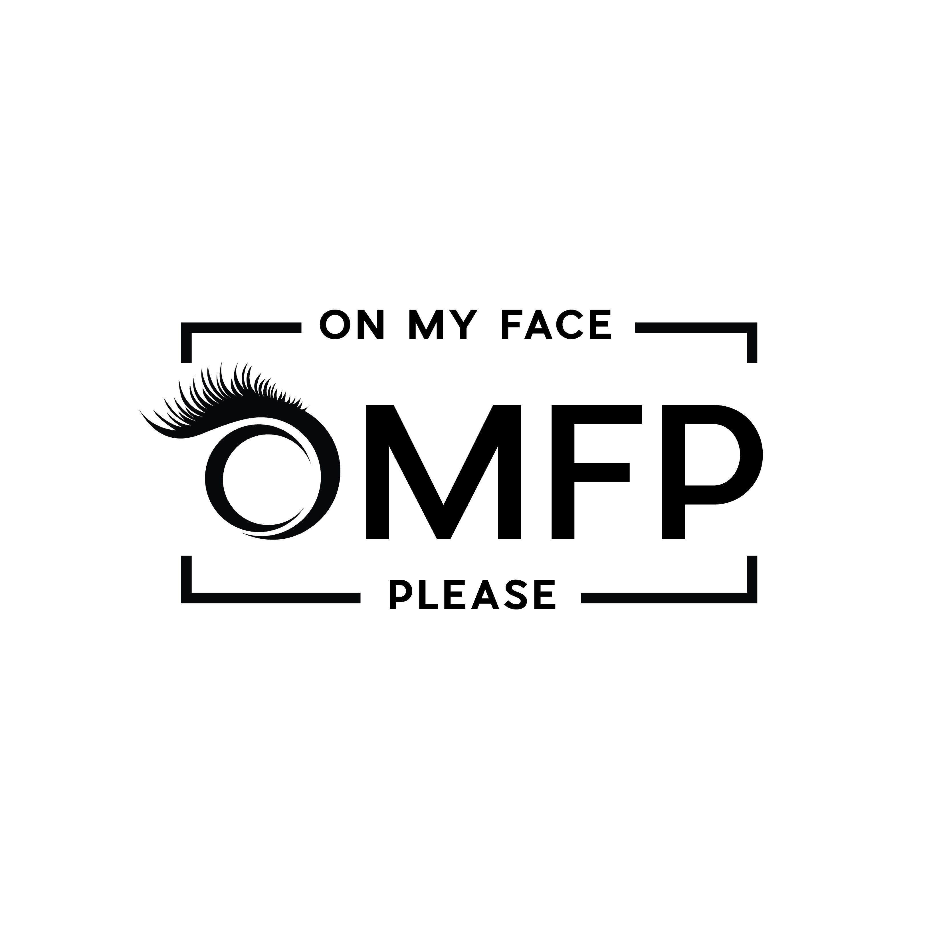 On My Face Please ;)