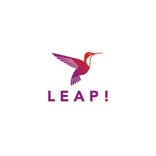 Leap! Logo