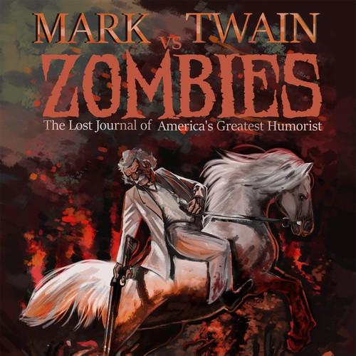 Mark Twain vs Zombies!