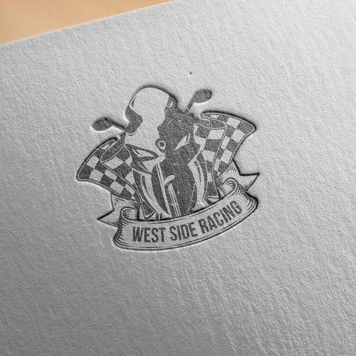 motorcycle racing team logo