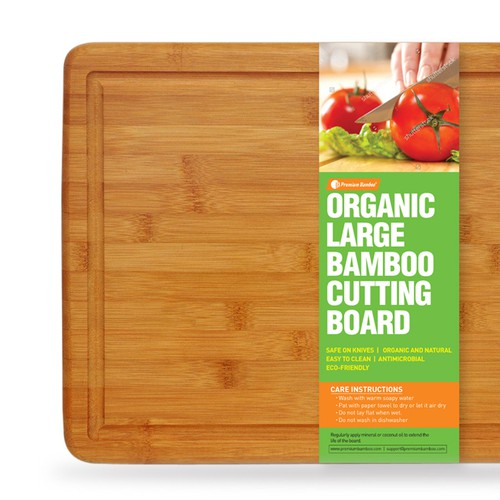 Package Design For Cutting Board