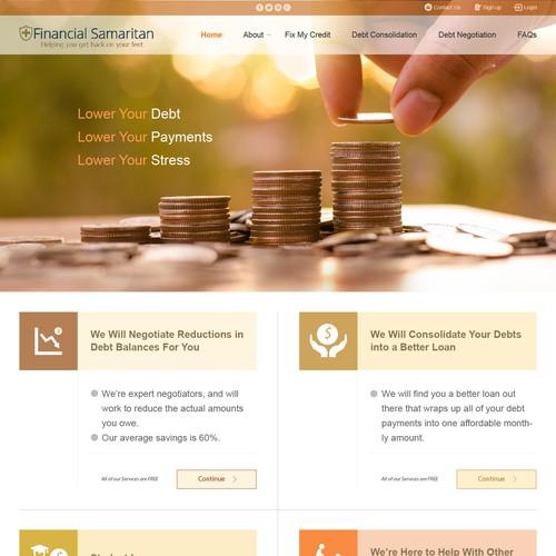 Financial Site