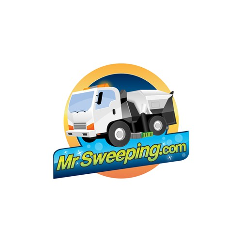 logo for MrSweeping.com