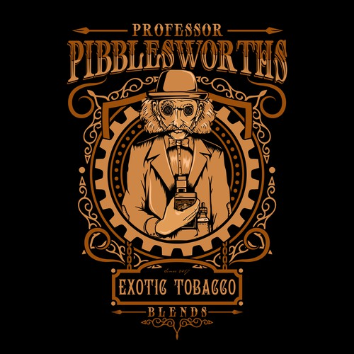 Professor Pibbles Exotic Tobacco Blends