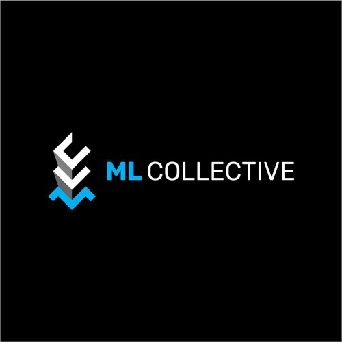simplelogo concept for ML Collective