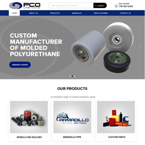 Custom manufacturer