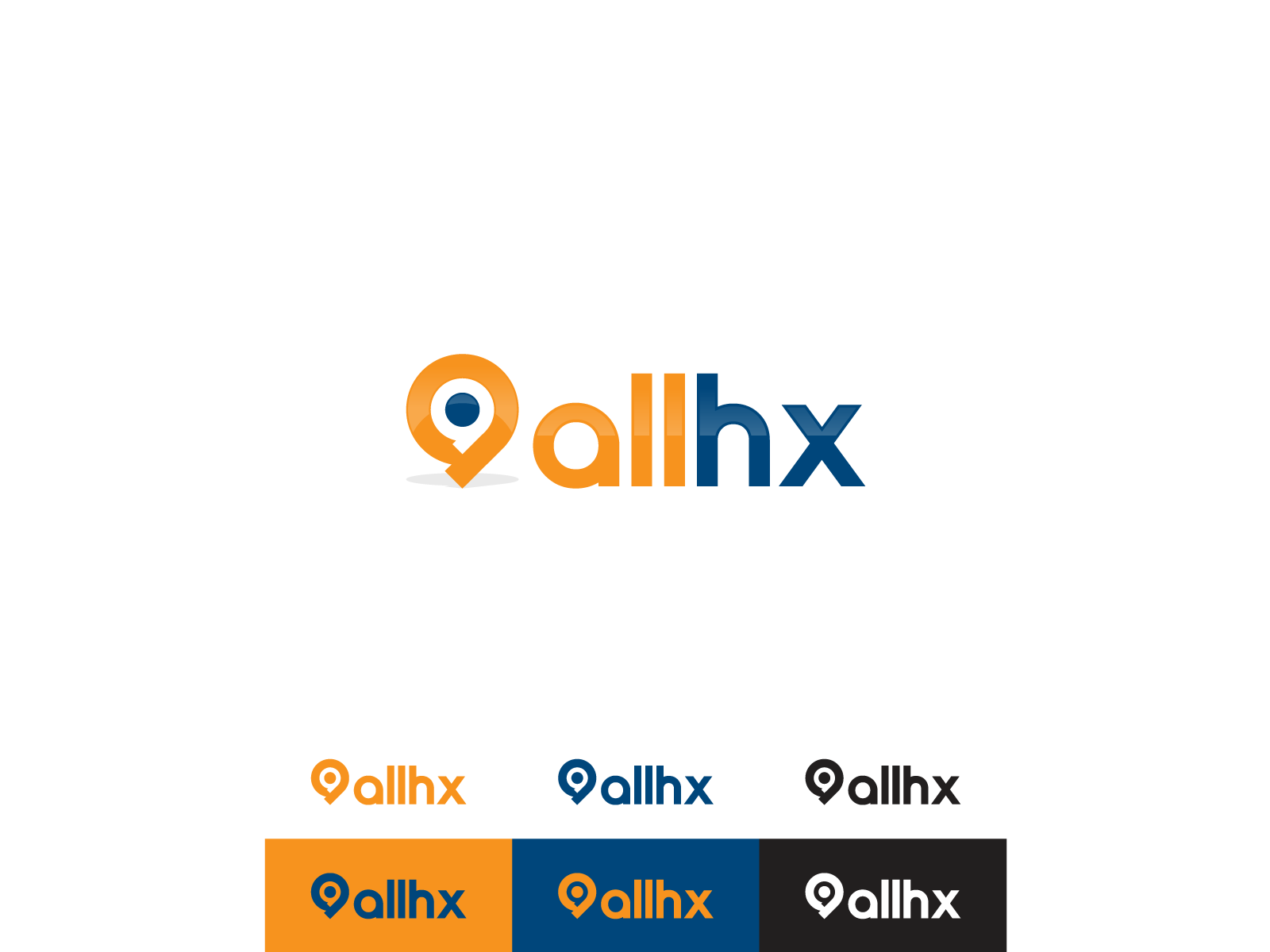 Create the next logo for allhx