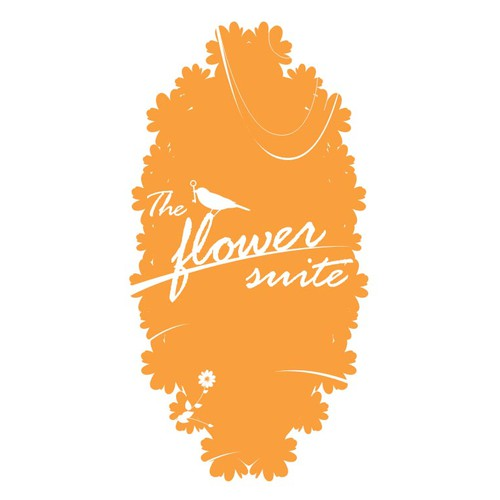 logo for The Flower Suite