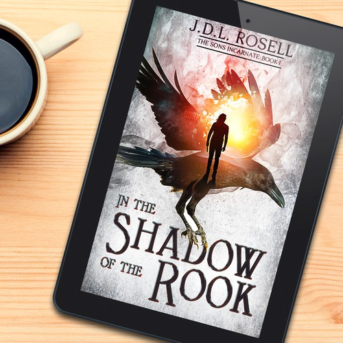 Ebook cover for In the Shadow of the Rook