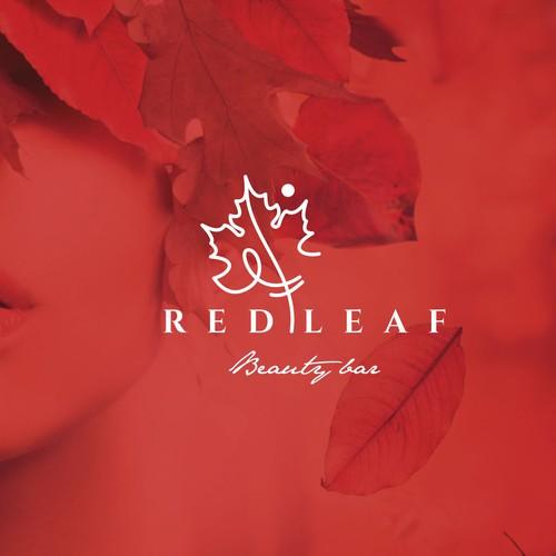 Logo design for beauty spa