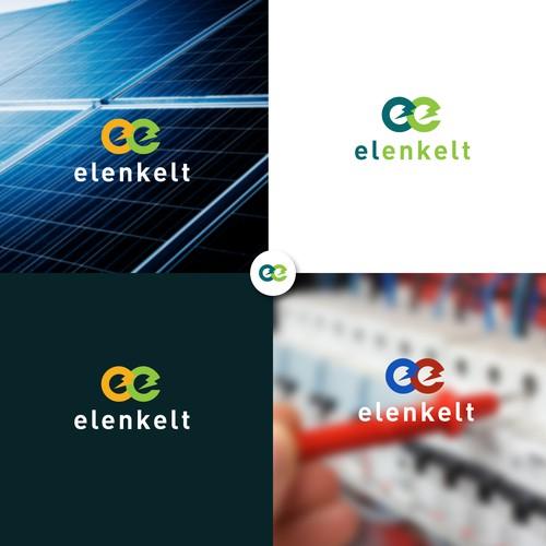 Logo for electrical maintanance company.