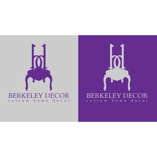 Create the next logo for Berkeley Decor