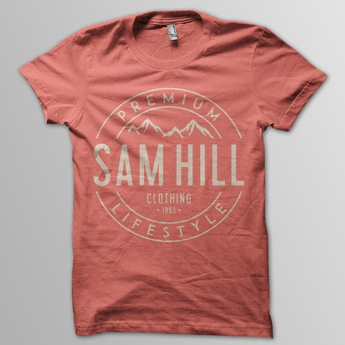 SAM HILL APPAREL
