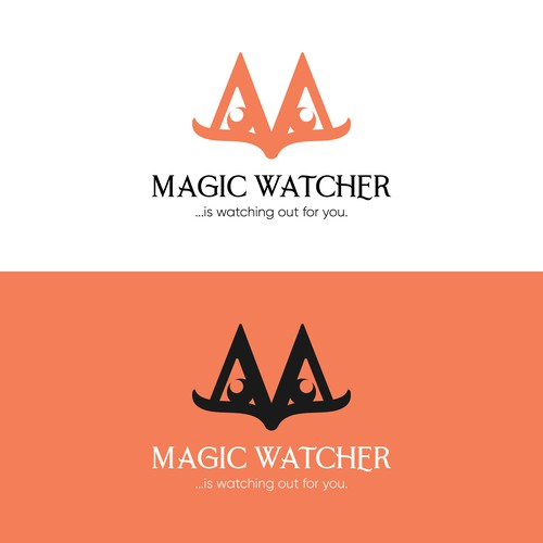 Logo for MAGIC WATCHER