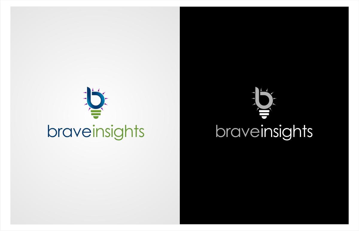 Brave Insights needs a new logo