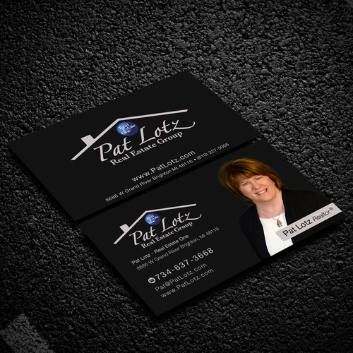 Business Card for Realtor