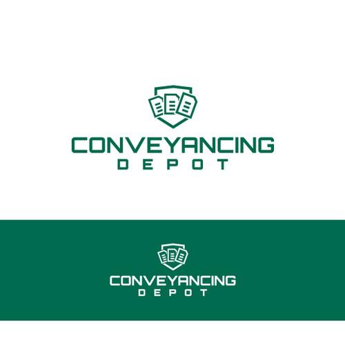 Logo for Conveyancing Depot