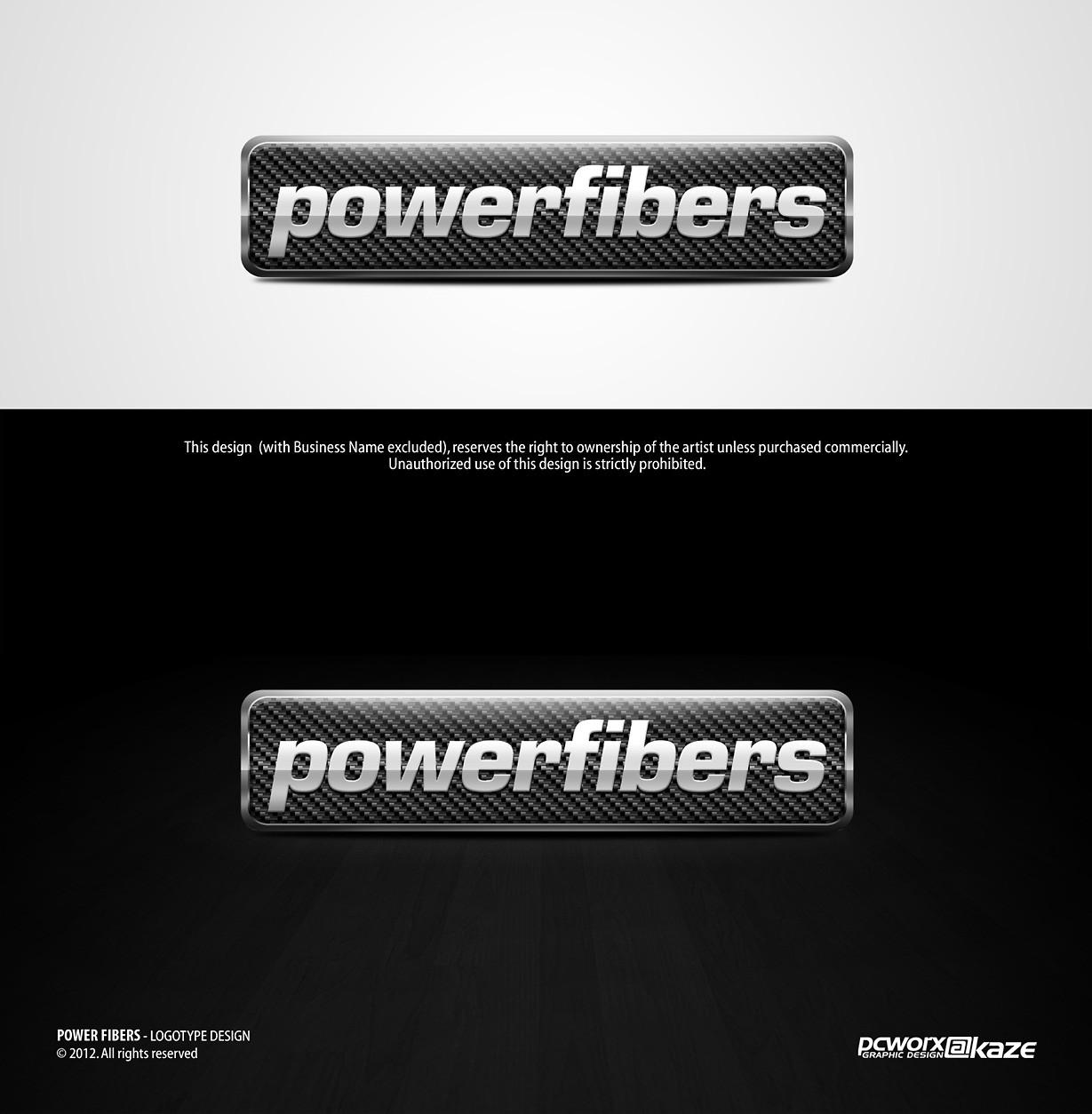 Power fibers needs a new logo