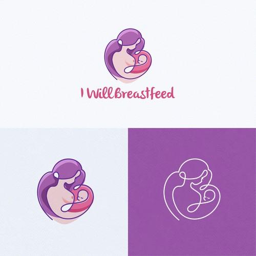 Breastfeed logo