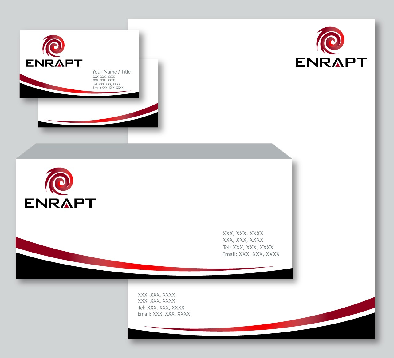 Enrapt Logo Required
