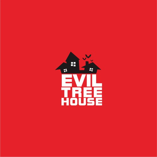 evil tree house logo