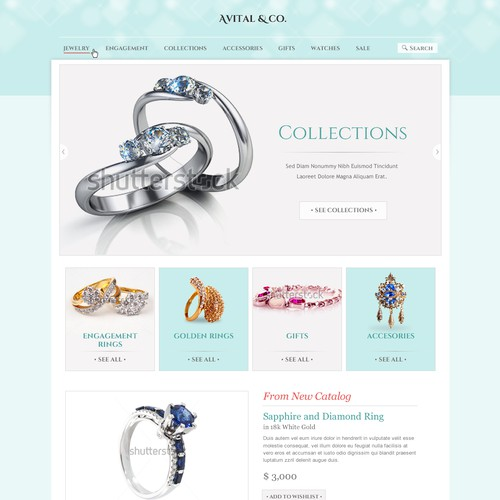 Avital Home Page