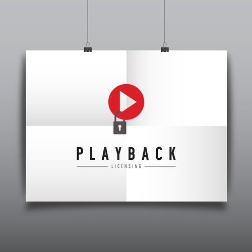Logo for netflix playback licensing v1