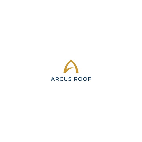 Logo Design for Arcus Roof