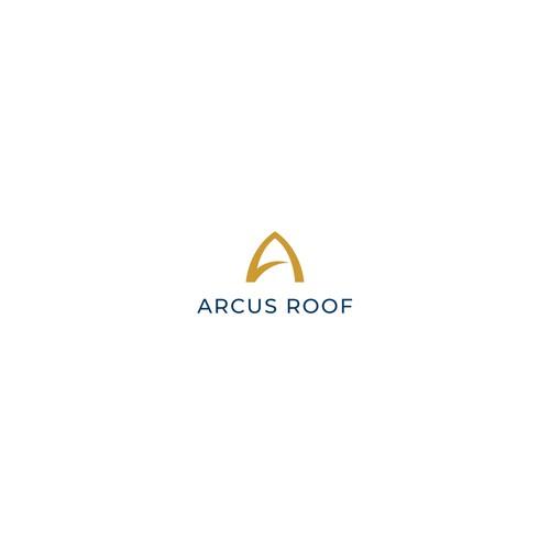 Logo Design for Arcus Roof