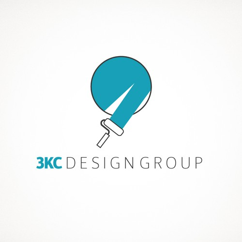 Create a creative logo for this unique design company name.