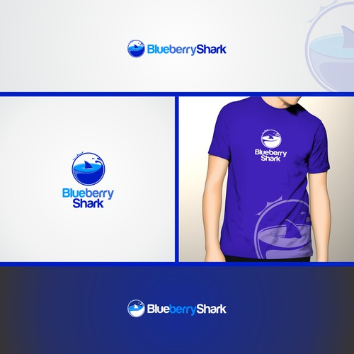 Help Blueberry Shark with a new logo