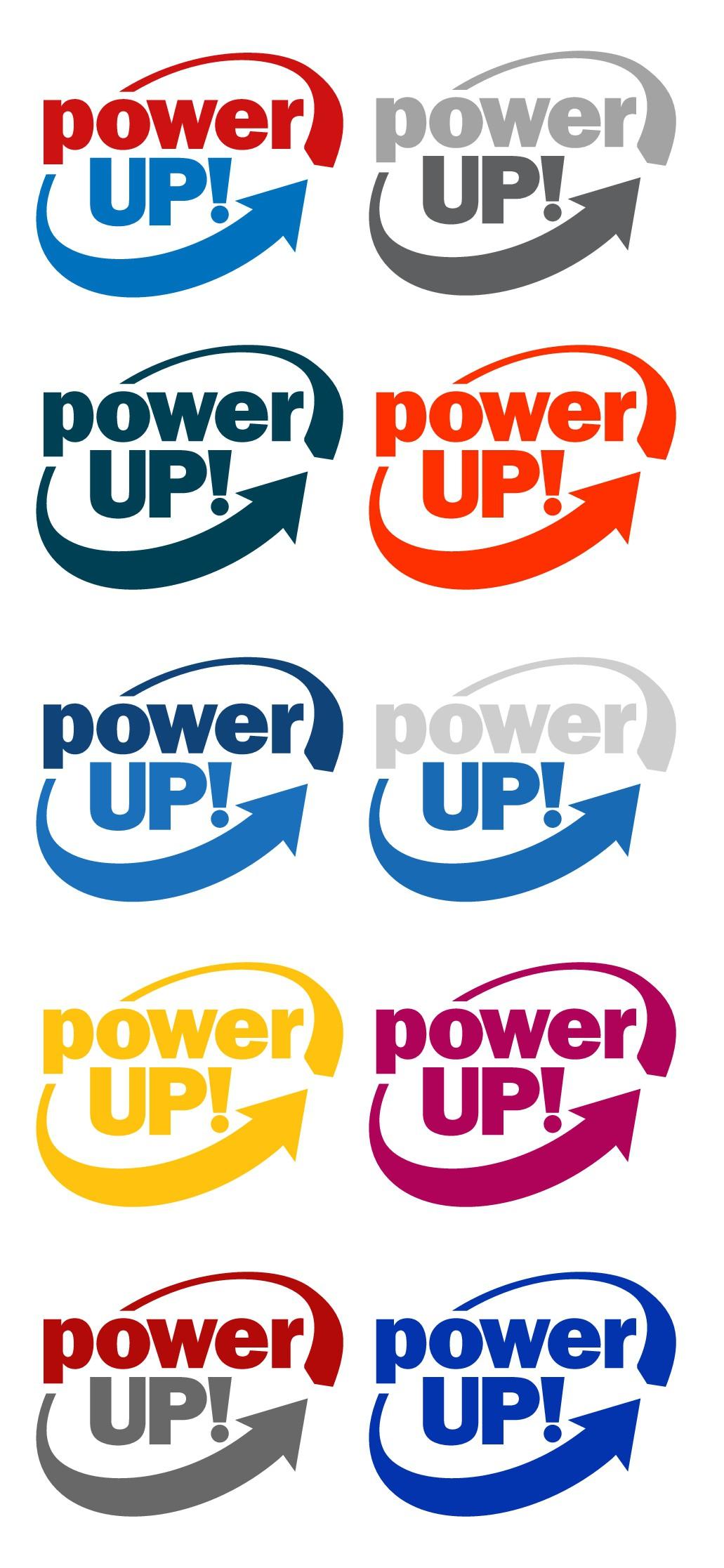 PowerUP Logo Re-Design