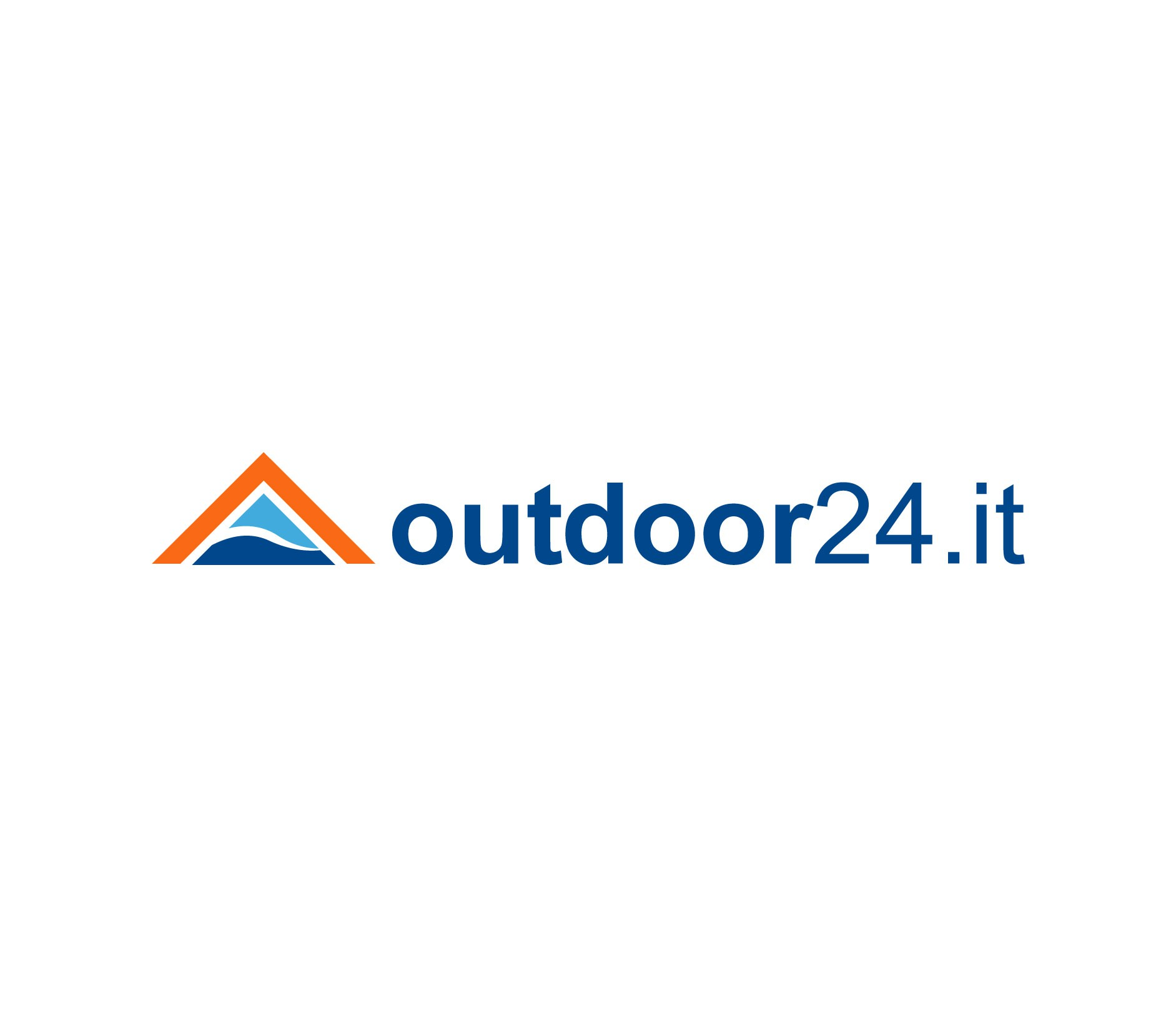Help outdoor24.it with a new logo