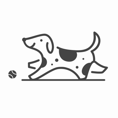 Dog Logo for New Type of Bank