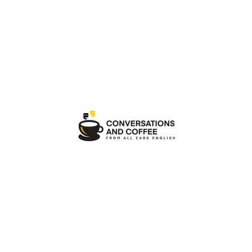 Conversation and Coffee Logo