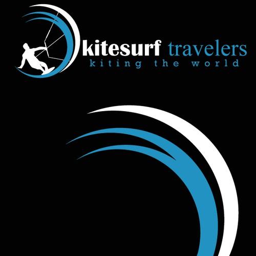 Kitesurf Travelers Needs a New Logo