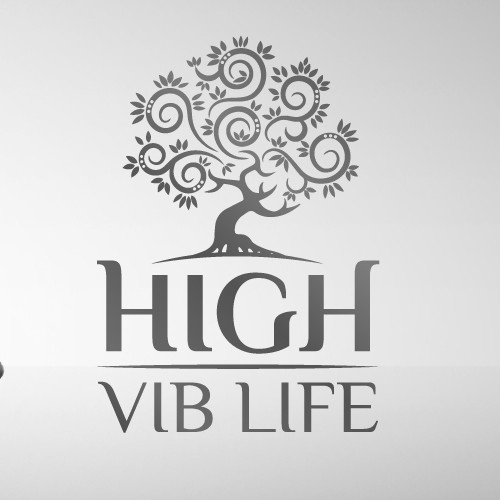 High Vib Life Logo