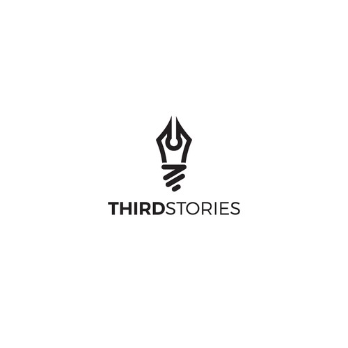 Logo concept for Third Stories